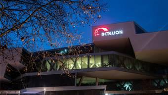 Actelion mit Hauptsitz in Allschwil BL ist das grösste europäische Biotechunternehmen. Mario Heller
