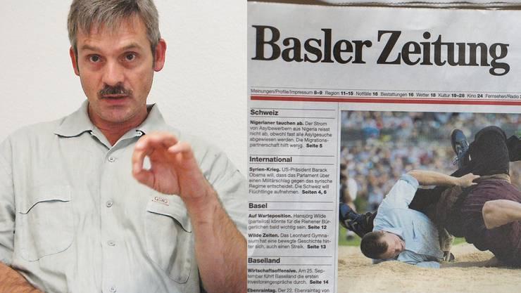 Der Fall Ignaz Bloch wird zu einem Fall «Basler Zeitung»