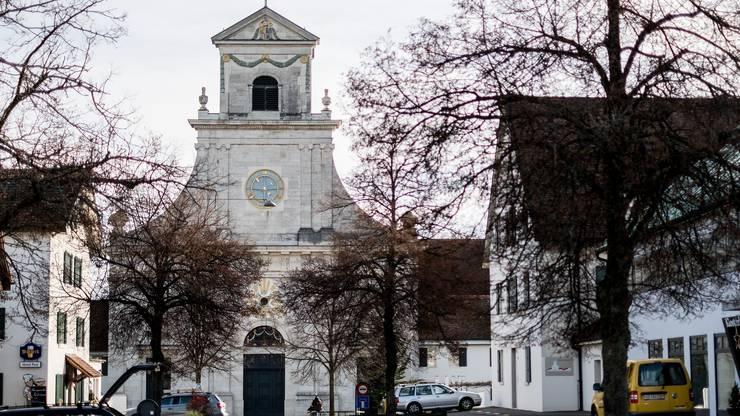 Immer weniger Pilger besuchen das Kloster Mariastein.