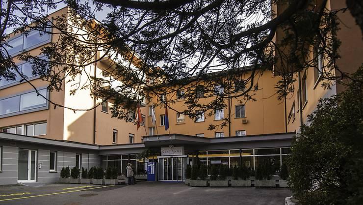 Klinik im Tessin: Hier hatte der Arzt gearbeitet. (Archivbild)