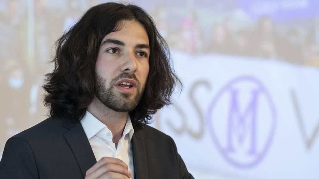 «Mass-voll»-Co-Präsident Rimoldi übt Kritik an Feier in Zug