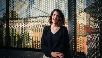 Lili Hinstin, die neue künstlerischen Leiterin des Locarno Filmfestival. Seit 2013 leitet sie das Entrevues Belfort Festival International du Film.