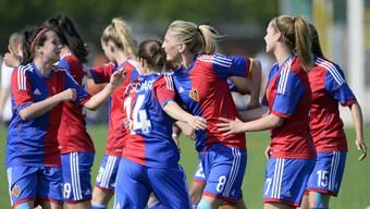 Die FCB-Frauen treffen im St. Jakob-Park auf den aktuellen Meister Zürich.