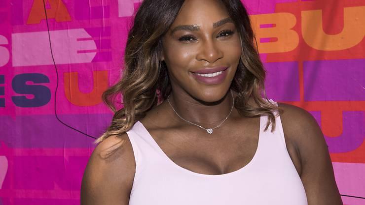 Will eine gute Mutter und gleichzeitig eine gute Athletin sein: Tennisprofi Serena Williams äussert sich zur Situation arbeitender Mütter. (Archivbild)
