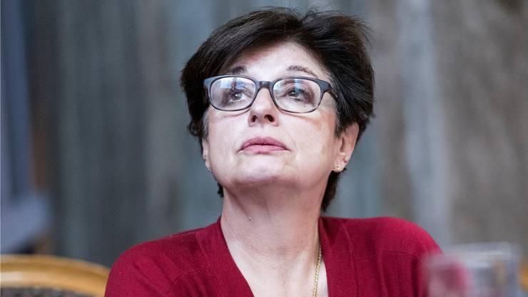 Anita Fetz (SP/BS). KEY