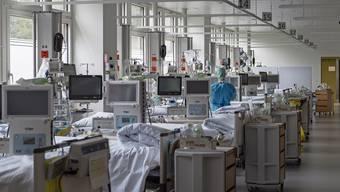 Das Bruderholzspital beherbergte während der Coronakrise sowohl Patientinnen und Patienten aus Baselland, als auch aus Basel-Stadt, Solothurn und dem grenznahen Ausland.