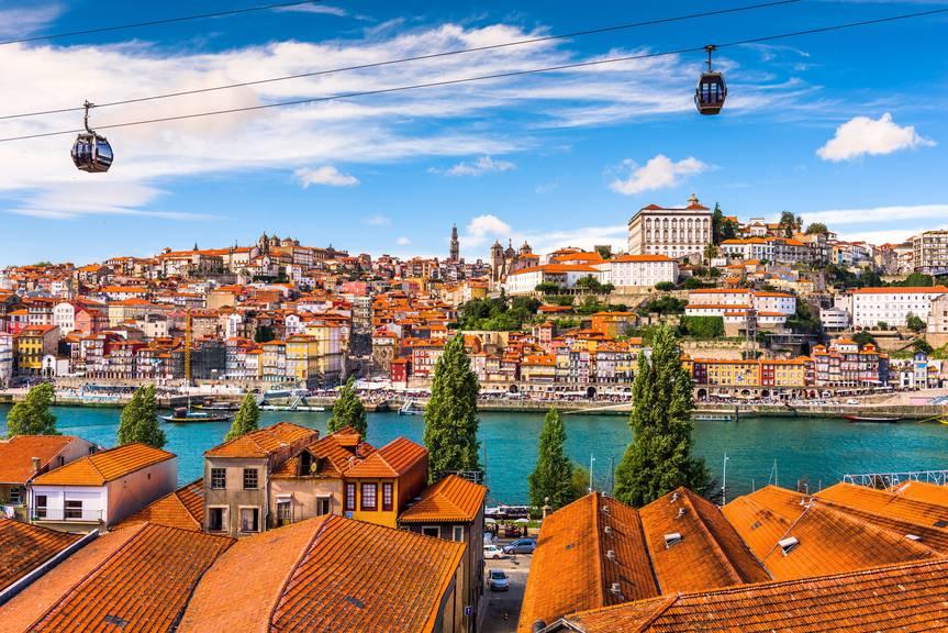 Porto ist eine gute Alternative zu all den touristenüberfüllten Metropolen (Bild: istock)