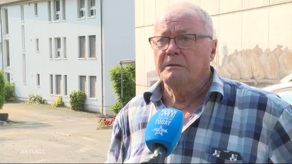 Bewohner in Klingnau geben Stadtrat die Schuld für überschwemmte Keller