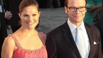 Kronprinzessin Victoria und ihr Ehemann Daniel