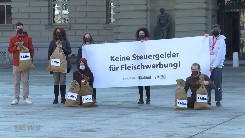 Keine Steuergelder vom Bund für Cervelat-Werbung: Tierschützer und Grüne wollen Fleischwerbung stoppen
