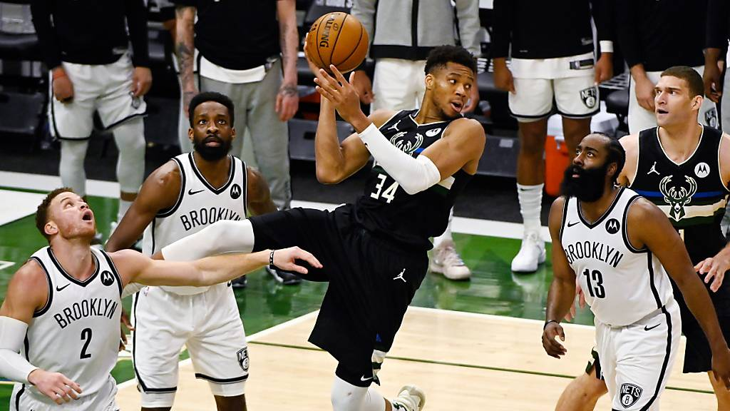 Nets gegen Bucks: Spiel 7 muss entscheiden