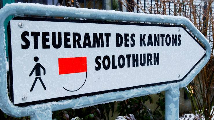 Wo lang in Sachen Unternehmensbesteuerung? Die Vorschläge des Bundesrates finden bei der Solothurner Regierung weitgehend Unterstützung.