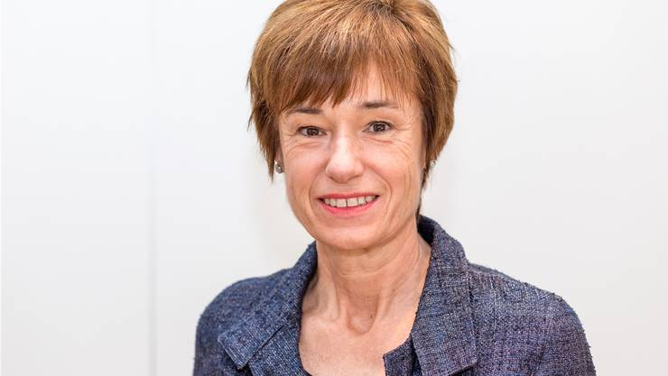 Jetzt ist klar: Ruth Humbel tritt nicht zur Wahl um den vakanten Regierungsratssitz an.