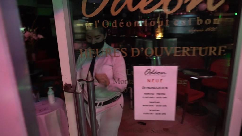 Schluss mit Genuss: Restaurants schliessen für einen Monat ihre Türen