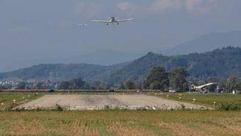 2011 konnte ein Business-Jet beinahe nicht starten.