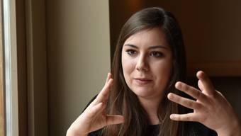 Sie stellt das kapitalistische System grundsätzlich infrage: Samira Marti (22), womöglich bald Chefin der Juso Schweiz.