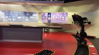 Kurz vor der «Tagesschau» um 18 Uhr ist bei SRF ein technisches Problem aufgetreten, das das Abspielen der News-Beiträge verunmöglicht.