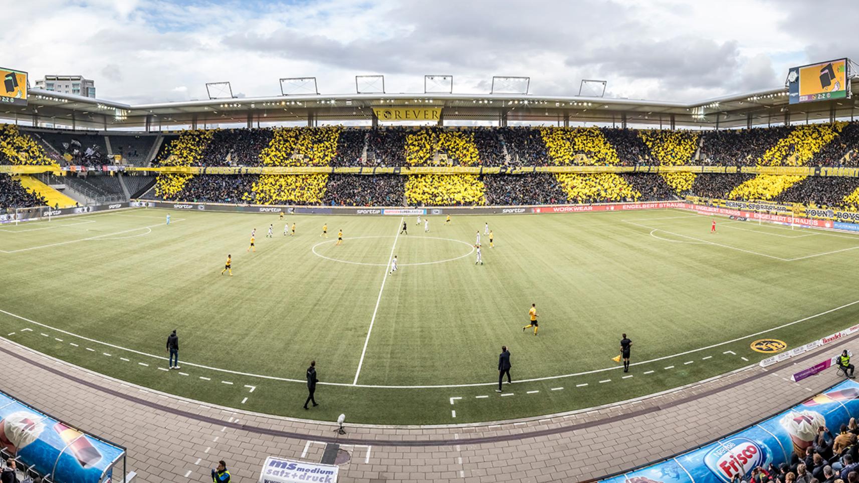 Stade de Suisse heisst bald wieder Wankdorf