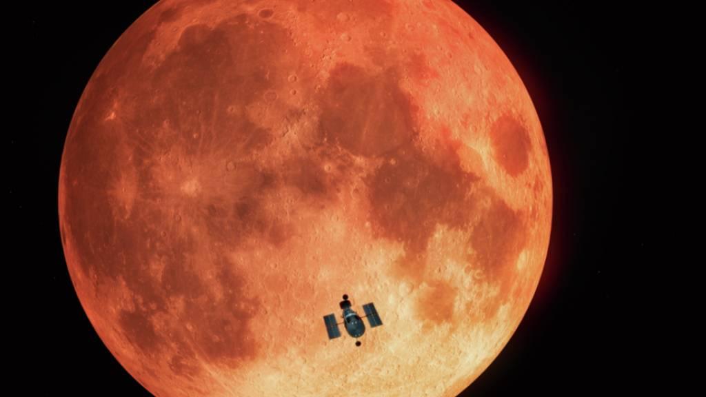 Das Weltraumteleskop Hubble ist seit mehreren Tagen ausser Betrieb. (Archivbild)