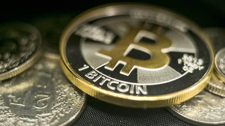 20 Milliarden Franken sollen die 50 grössten Schweizer Blockchain-Unternehmen noch wert sein. (Symbolbild)