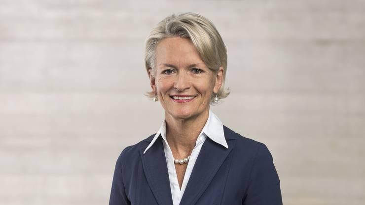 Andrea Gmür ist neue Fraktionspräsidentin der CVP.