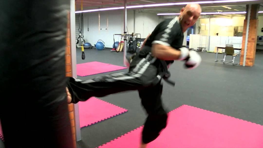 Warum Adel Abdel-Latif mit 42 noch Kickbox-Weltmeister werden will