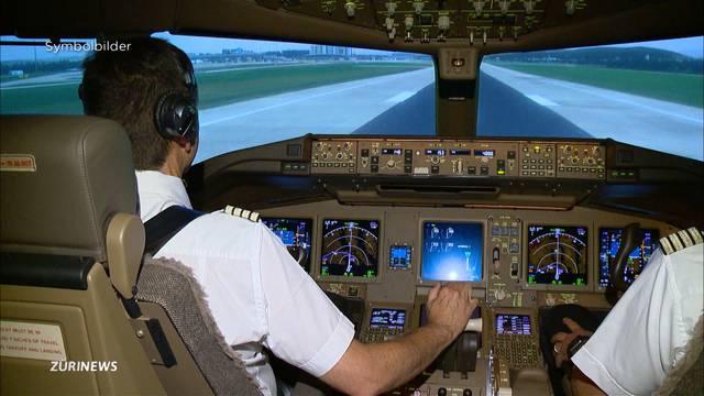 Motzender Swiss-Pilot ist in guter Gesellschaft