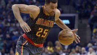 Thabo Sefolosha hat in der NBA einen neuen Verein gefunden