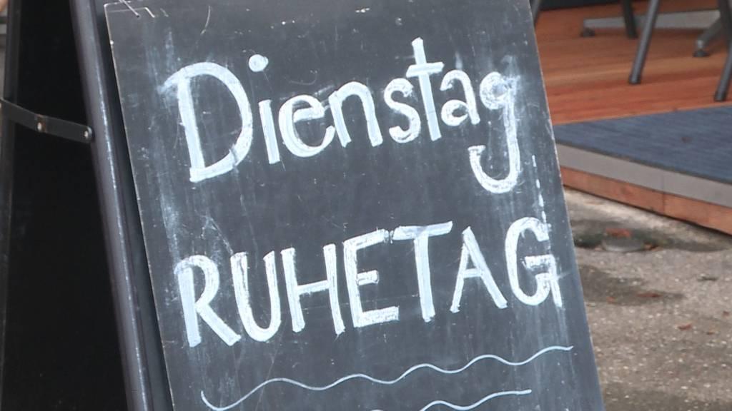 Diese Massnahmen wurden heute von der Solothurner Regierung beschlossen