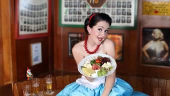 Fröilein Da Capo mags kulinarisch (Pressebild Homepage)