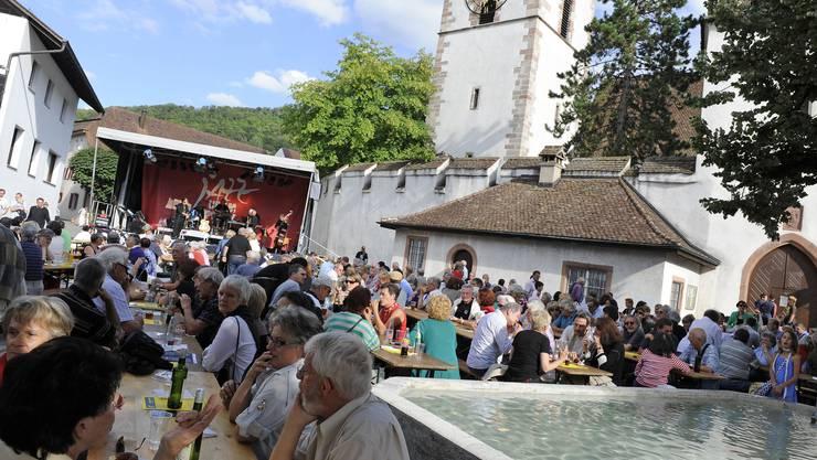 Unklar: Das diesjährige Jazz-Festival in Muttenz ist vorbei. Aber die Frage, ob die Organisatoren Gelder vom Lotteriefonds bekommen, ist nicht geklärt. (Kenneth Nars)