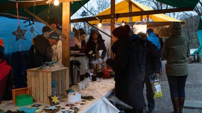 Zweiter Weihnachtsmarkt in Ifenthal