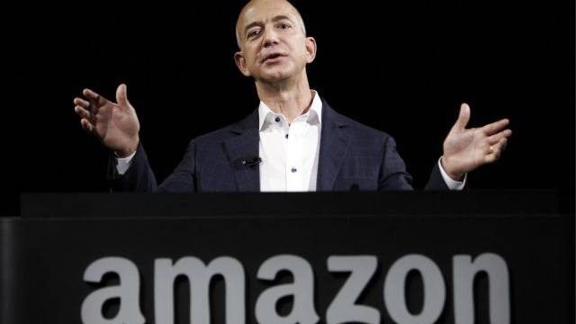 "Amazon-Chef Jeff Bezos kauft die ""Washington Post"" (Archiv)"