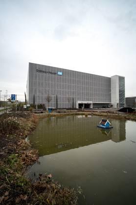 Leitsysteme für die Parkhäuser in Friedlingen _ Weil am Rhein (D)004