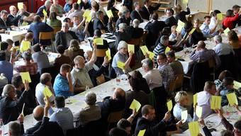Die Abstimmung beim Gemeindeverband fiel eindeutig aus: Die grosse Mehrheit will keine Beteiligung der Gemeinden.