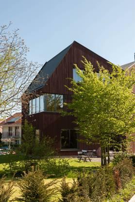 Mehrfamilienhaus in Oberrieden.