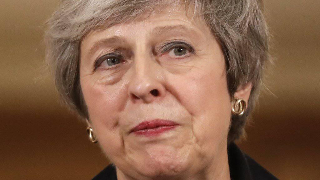 «Es gibt kein anderes Konzept, auf das wir uns mit der EU einigen können»: die britische Premierministerin Theresa May. (Archivbild)