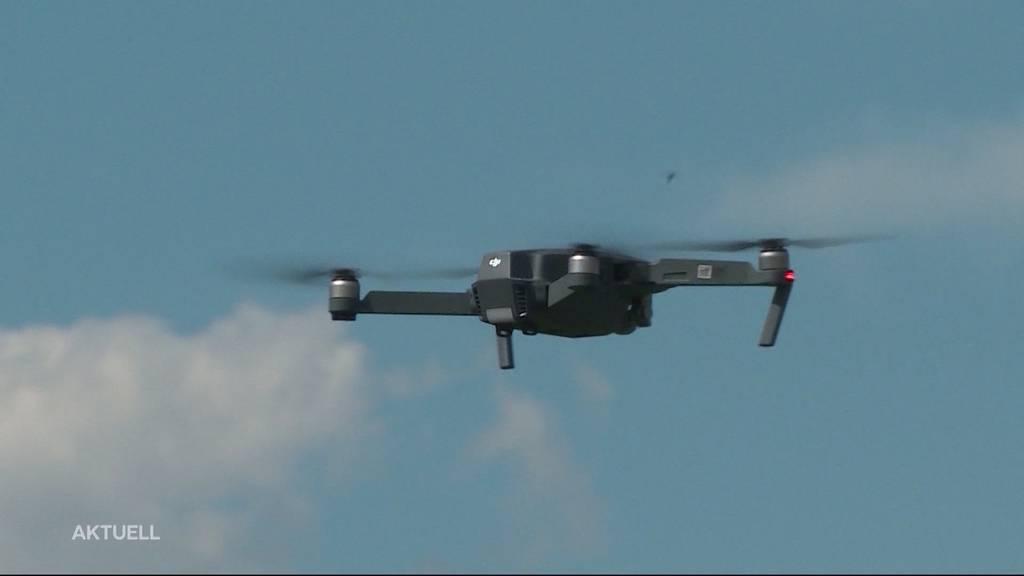 Für Drohnen-Liebhaber gilt ab 2020 Registrierungspflicht