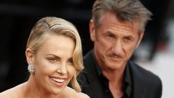 Gemäss einem Medienbericht haben Charlize Theron und Sean Penn - hier im Mai in Cannes - ihre Beziehung aufgelöst (Archiv)