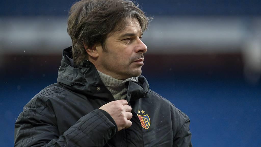 «Vorne mitspielen» ist Ciriaco Sforzas neue Parole für den FCB