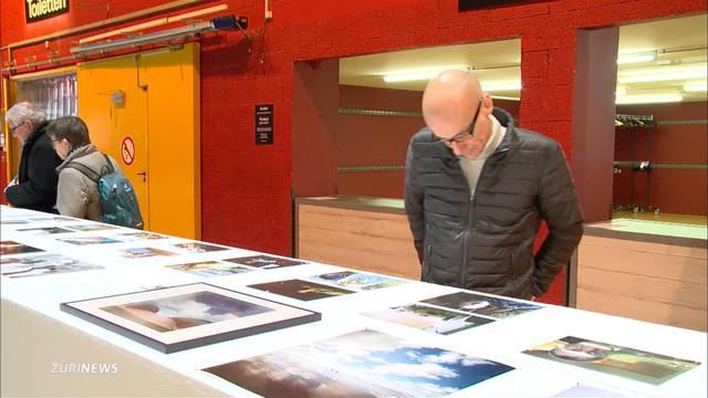 Kurt Caviezel macht aus Überwachungskameras Kunst