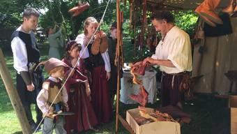 Aesch feiert 1. August wie 1291