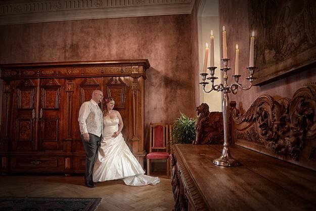 Schloss Rapperswil in der Burghalle