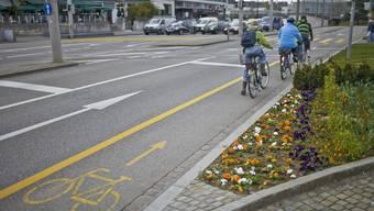 Gerade seit der Coronakrise nimmt die Anzahl Velos auf den Basler Strassen zu.