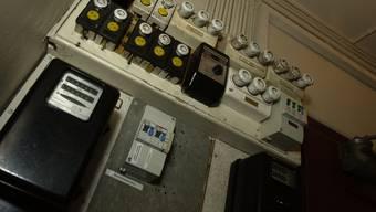 Ein Typ der alten IWB-Stromzähler hatte einen Fabrikationsfehler. (Archiv)