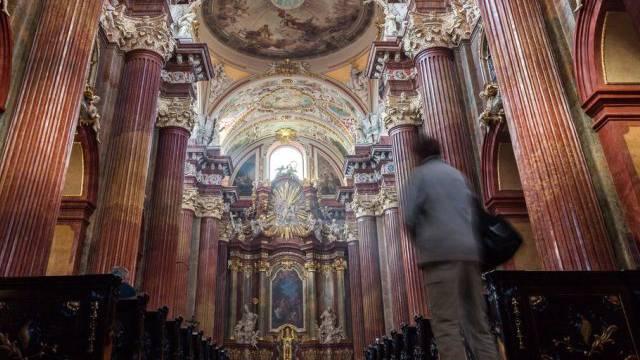 Die katholische Kirche gerät in Polen unter Druck (Symbolbild)