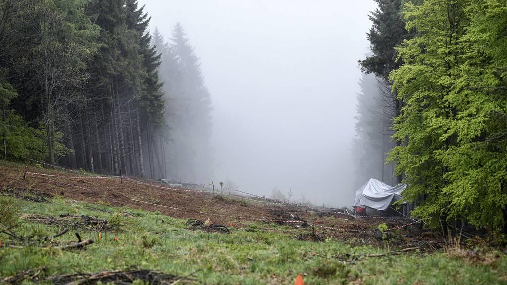 TV-Mitarbeiter stirbt nach Seilbahnunglück am Monte Mottarone