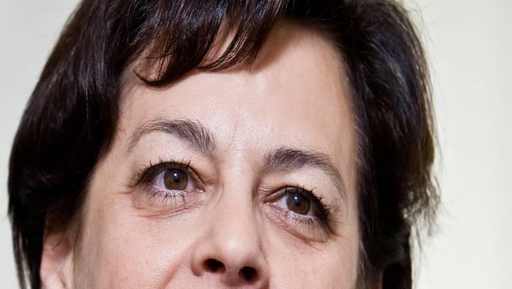 Ursula Gut nahm die Auszeichnung stellvertretend für den ganzen Zürcher Regierungsrat entgegen. Foto: Archiv