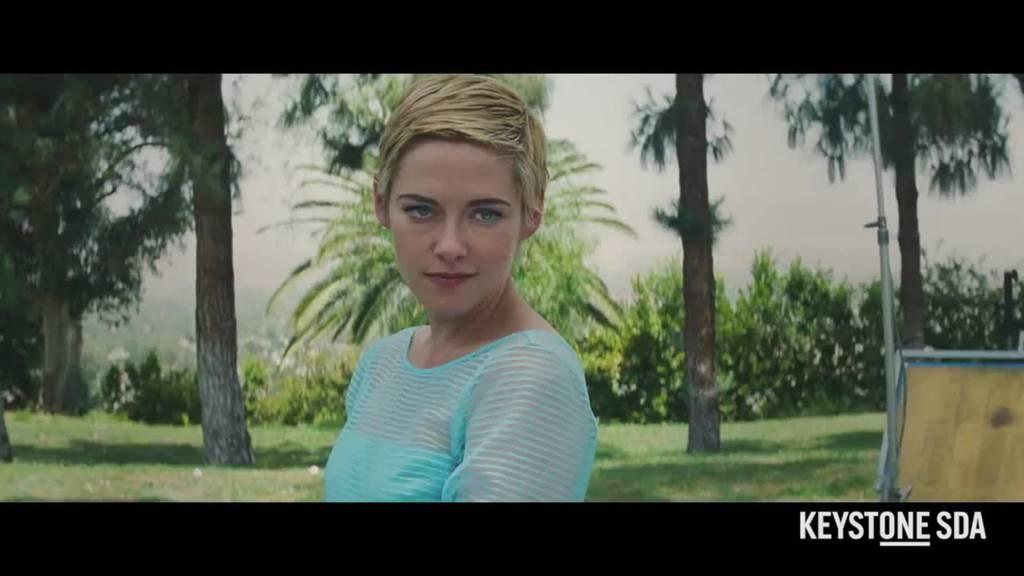 Kristen Stewart über ihre Rolle als Filmikone Seberg