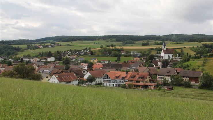 Die Gemeinde Bözen mit seinen 725 Einwohnern habe im Alleingang keine Chance, sind sich die ehemaligen Amtsträger, Vreni Erb, Daniel Büeler, Hans Peter Joss, Adolf Senn, Urs Frei und Rolf Berner, einig.